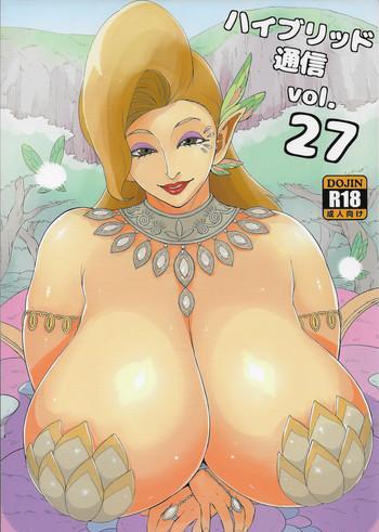Teitoku hentai Hybrid Tsuushin Vol. 27- The legend of zelda hentai Celeb