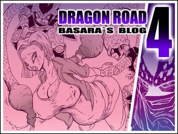 Hot Dragon Road 4- Dragon ball z hentai Titty Fuck