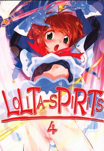 Gay Amateur Lolita-Spirits 4- Cardcaptor sakura hentai Digimon hentai Mahoujin guru guru hentai Ballbusting